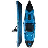 Kayak Hidro2eko Mako 110 Std Azul Y Negro - Kayaks Feelfree