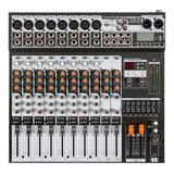 Console  Soundcraft Sx1202fx Usb  De Mistura 127v/220v