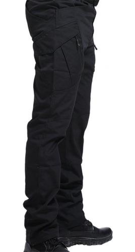 Pantalones Tácticos Militares Impermeables, Ix7, Ix9