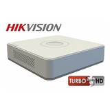 Grabador Hikvision Dvr Ds-7104hghi-f1 4 Canales Red Icbtech