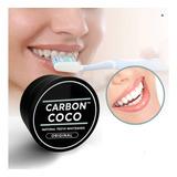 Blanqueador Dental Pack X5 Carbon Coco Familia Dientes Envio