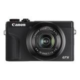 Canon Powershot Serie G G7 X Mark Iii Compacta Avanzada Color  Negro