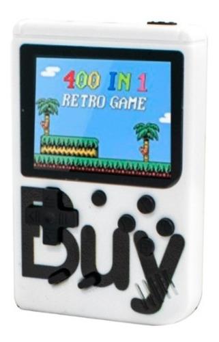 Game Box C/400 Juegos Retro Mini Consola De Videojuegos
