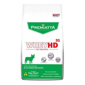 Alimento Premiatta Whey Hd 31 Para Cachorro Adulto De Raça Pequena Sabor Mix Em Saco De 6kg
