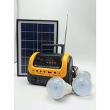 Kit De Luces Solar