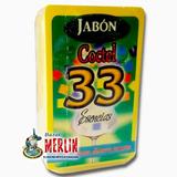 Jabón Coctel 33 - 2 Piezas - Éxito Amor Dinero Y Protección