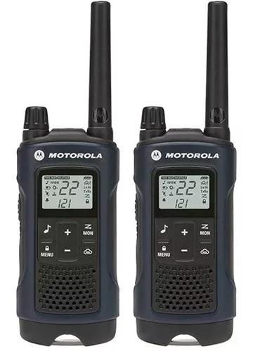 Talkabout Motorola T460 Walk Talk Radio Comunicador 56km