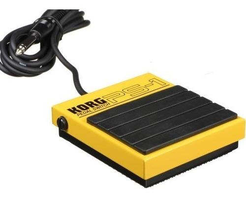 Korg Pedal De Control Switch Ps-1