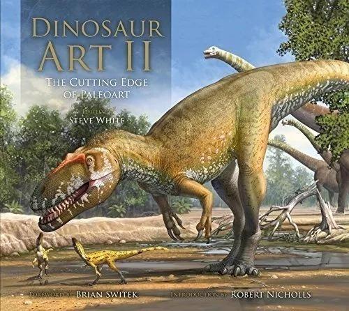 Dinosaur Art Ii (dinosaur Art 2)