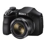 Sony H300 Compacta Avanzada Color  Negro