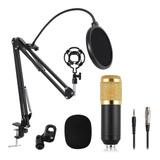Micrófono Studio Condensador Podcast Bm-800 Circuit