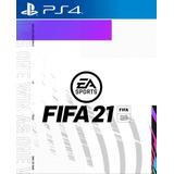 Fifa 21 Ps4 Digital Original Garantia ///zgames///