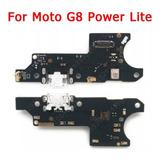 Flex De Carga Motorola Moto G8 Power Lite