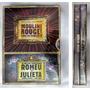 Dvd Moulin Rouge + Romeu Julieta -  3 Discos Orig Lacrado Original