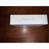 Caja Color Blanco iPhone 6 Plus Impecable