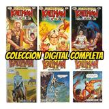 Kaliman Coleccion Completa Editora Cinco