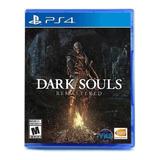 Dark Souls: Remastered Bandai Namco Entertainment Ps4  Físico