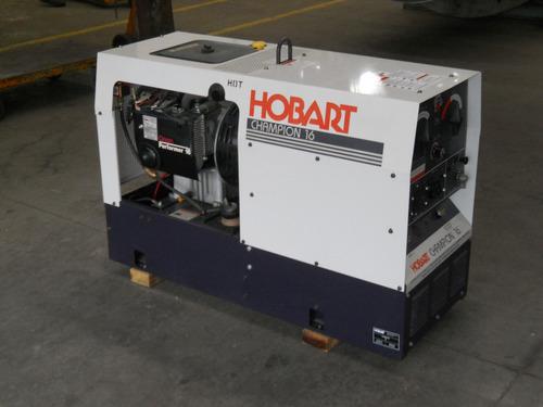 Motosoldadora Hobart Champion 16 - Semi Nueva