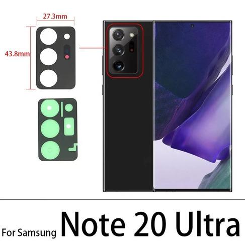 Repuesto Vidrio De Cámara Para Samsung Galaxy Note 20 Ultra