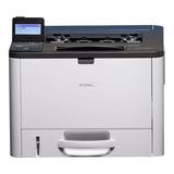 Impresora Simple Función Ricoh Sp 3710dn Con Wifi Blanca Y Negra 220v - 240v