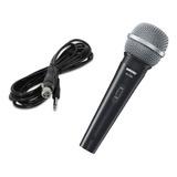 Micrófono Shure Sv100 Dinámico  Cardioide Y Unidireccional