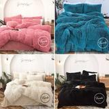 Cobertor Nórdico Teddy Extra Peludo Con Chiporro 250 X 230cm