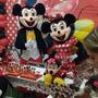 Personagem Vivo Minions Mickey Minnie Galinha Pintadinha Original