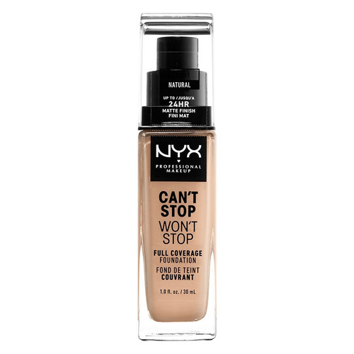 Base Can't Stop Won't Stop 24hrs Natural Nyx