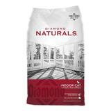 Alimento Diamond Naturals Indoor Cat Para Gato Adulto Sabor Pollo/arroz En Bolsa De 8.16kg