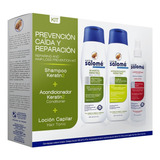 Kit Shampoo Keratin2 + Acond + Loción Ma - mL a $50