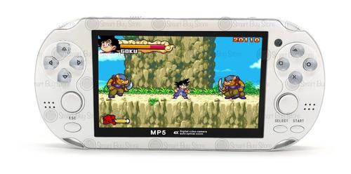 Consola Mp5 Tipo Psp Portatil Retro Emulador Juegos Musica