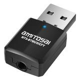 Receptor Audio Bluetooth Adaptador Aux Musica Auto Parlantes 3.5mm Rca Usb Tipo Pendrive El Mejor Calidad
