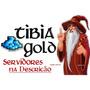 Tibia Gold 1kk +50k.  ( Servidores Br + Serv. Pvp ) Original