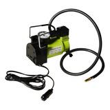 Compresor De Aire Mini Batería Portátil Klatter Yf623 Monofásico 12v