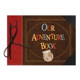 Album De Fotos Our Adventure Book Mini Impreso Amor 20 Hojas