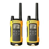 Radio Walkie Talkie Portatil Motorola Transceptor T400cl 30m