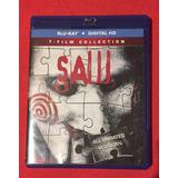 El Juego Del Miedo - Colección 7 Películas Blu-ray