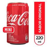Coca-cola Lata 220cc - Pack X 8 Unidades
