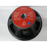 Parlante 15p Alpha Pro 400watts