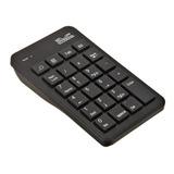 Teclado Numerico Wireless Rf 2.4ghz Usb Klip Xtreme Knp-110