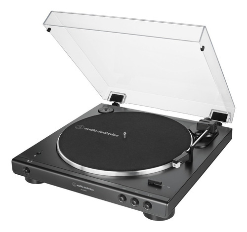 Bandeja Giradiscos Audio-technica At-lp60 X Bt Con Bluetooth