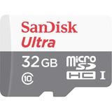 Memoria Microsd Sandisk 32 Gb Clase 10 / Todotecno Ccó