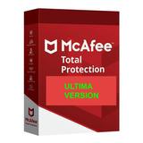 Mcafee Total Protection 1 Pc 3 Años Original Ultima Version