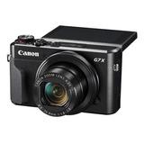 Canon Powershot Serie G G7 X Mark Ii Compacta Color  Negro