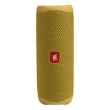 Parlante Jbl Flip 5 Portátil Con Bluetooth  Mustard Yellow