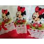 Fraldas Da Minie Ou Mickey,a Escolher, Pintadas A Mão Original