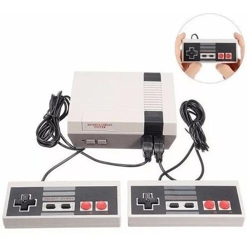 Mini Consola Retro Clásica 620 Juegos 2 Controles Videojuego