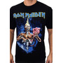 Camiseta Consulado Do Rock E939 Iron Maiden Camisa Banda F Original