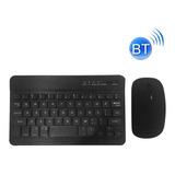 9.7-10.1 Pulgadas Tablet Mini Teclado Bluetooth Blanco