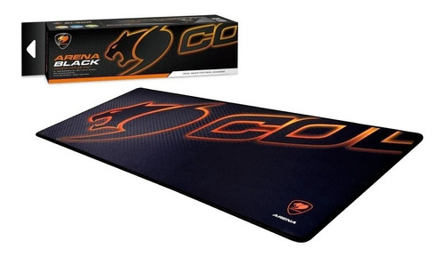 Mousepad Gamer Cougar Arena Xl Black 80x30 - Superplay